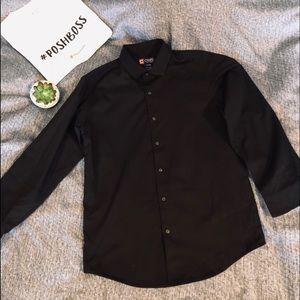 🖤CHAPS🖤 Black Long Sleeve Shirt